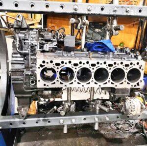 дизельний двигун