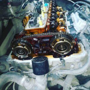 ремонт двигуна