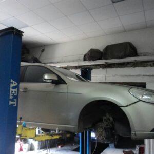 ремонт ходової частини авто у Львові