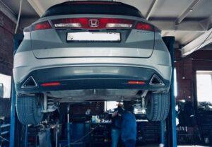 ремонт ходової автомобіля
