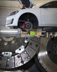 ремонт зчеплення автомобіля