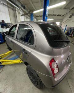 ремонт сколів і подряпин авто